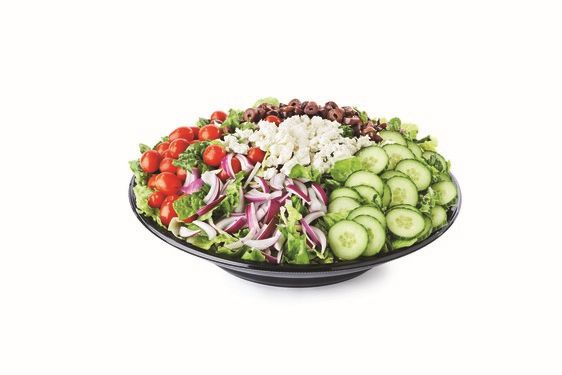 Photo of Colossal Greek Salad