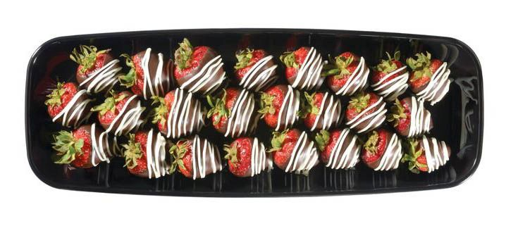 Photo of Chocolate-Dipped Strawberries
