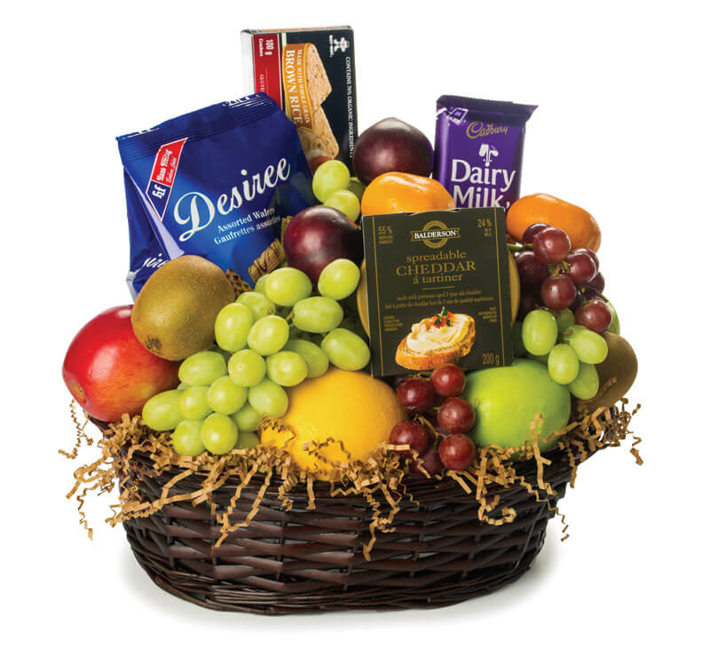 Photo of The Classic Gift Basket